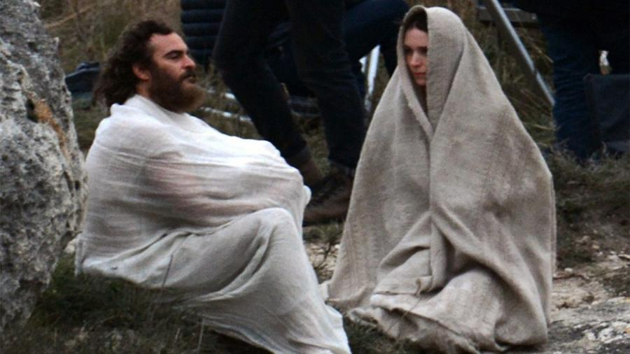 Joaquin Phoenix oraz Rooney Mara w filmie \