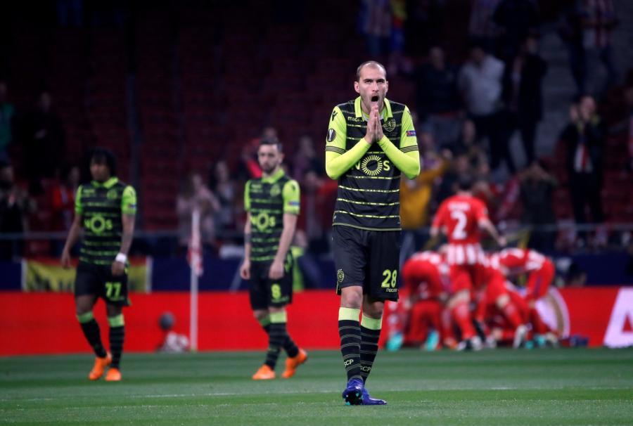 Piłkarz Sportingu, Bas Dost