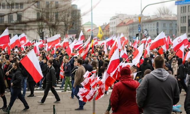 Andrysiak: Nie tylko państwo mamy z dykty, także nasz naród pod ten opis podpada