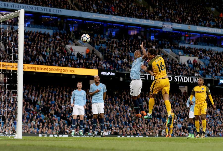Manchester City - Brghton