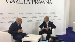 Jerzy Kwieciński w rozmowie z Grzegorzem Osieckim