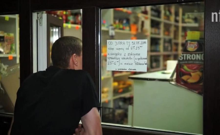 Piotrków z zakazem sprzedaży akoholu nocą