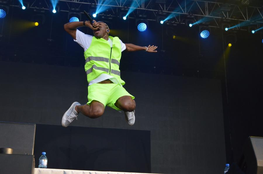 Tyler, The Creator na Orange Warsaw Festival. 2 czerwca 2018