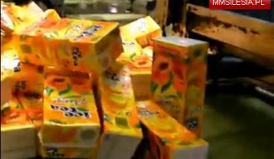 Producent soków poi ludzi ściekami?
