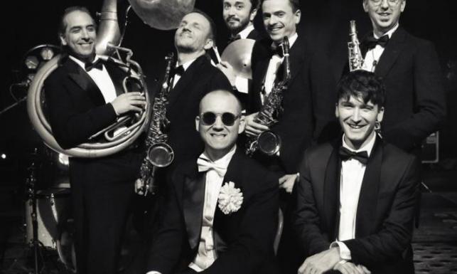 Jazz Band Młynarski-Masecki wystąpi na koncercie z cyklu