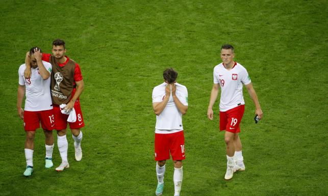 Dziurawa obrona, złe decyzje Nawałki, Polska pierwszym wielkim rozczarowaniem mundialu