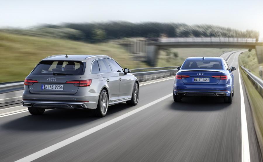 Audi A4 Avant i A4