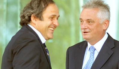 Drzewiecki: Nie boimy się wizyty Platiniego