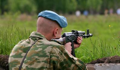 Rosja walczy z podróbami Kałasznikowa