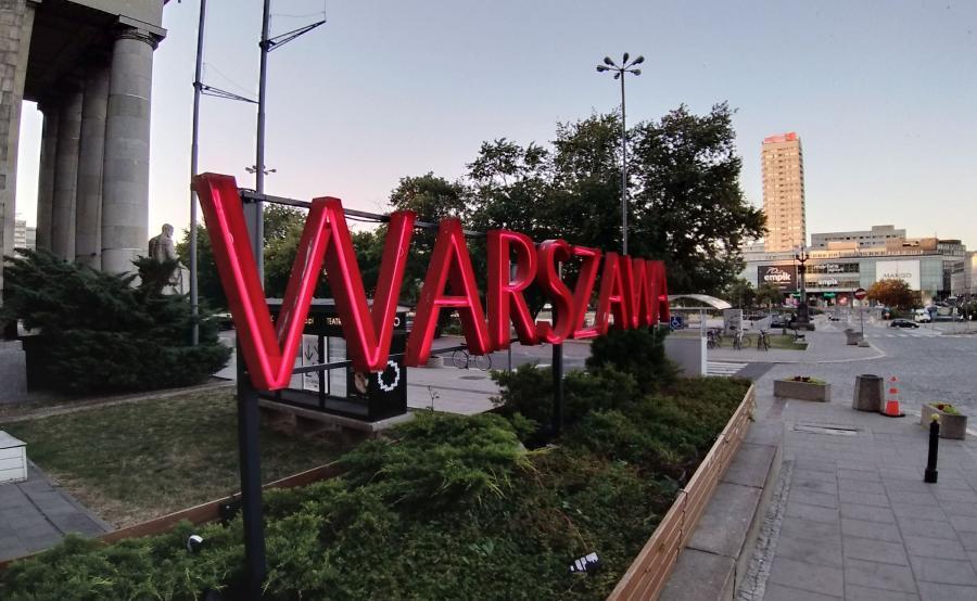 Zdjęcie zrobione telefonem Wiko View 2 Pro - szeroki kąt
