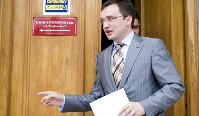 Ziobro przesłuchiwany przez prokuraturę