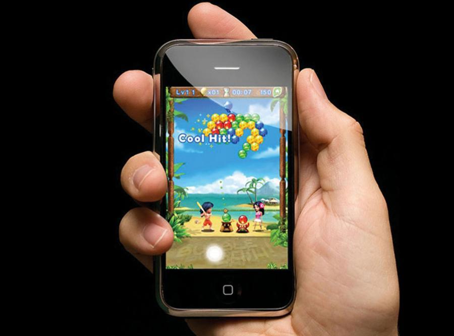 Jak iPhone się sprawdza jako maszyna do gier?