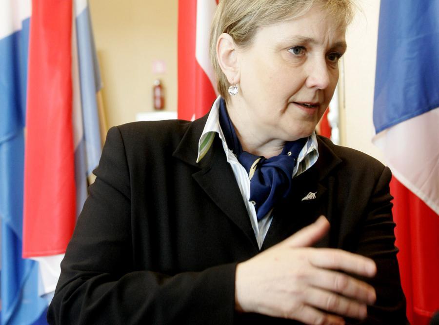 Róża Thun w wyborach niemiecką grafinią