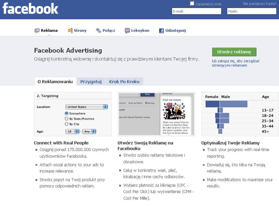 Nie chcemy nowego Facebooka