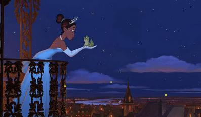 Kto pokocha czarną księżniczkę?