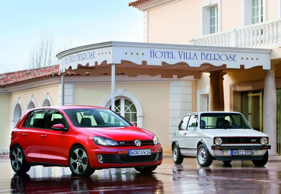 Nowy Volkswagen Golf GTI przekroczył Odrę!