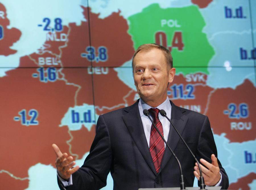 Polska będzie prawdziwym tygrysem Europy