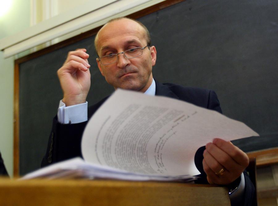 Politycy: Marcinkiewicz się pogubił