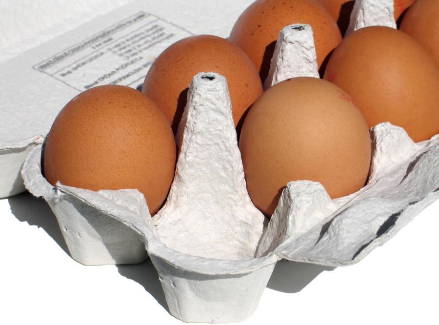 Jajka sposobem na nadciśnienie