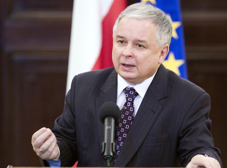 Lech Kaczyński wygłosi kryzysowe orędzie