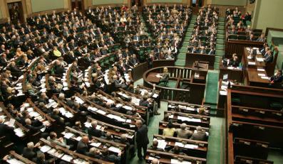 Liderzy partii politycznych spotkają się w Sejmie