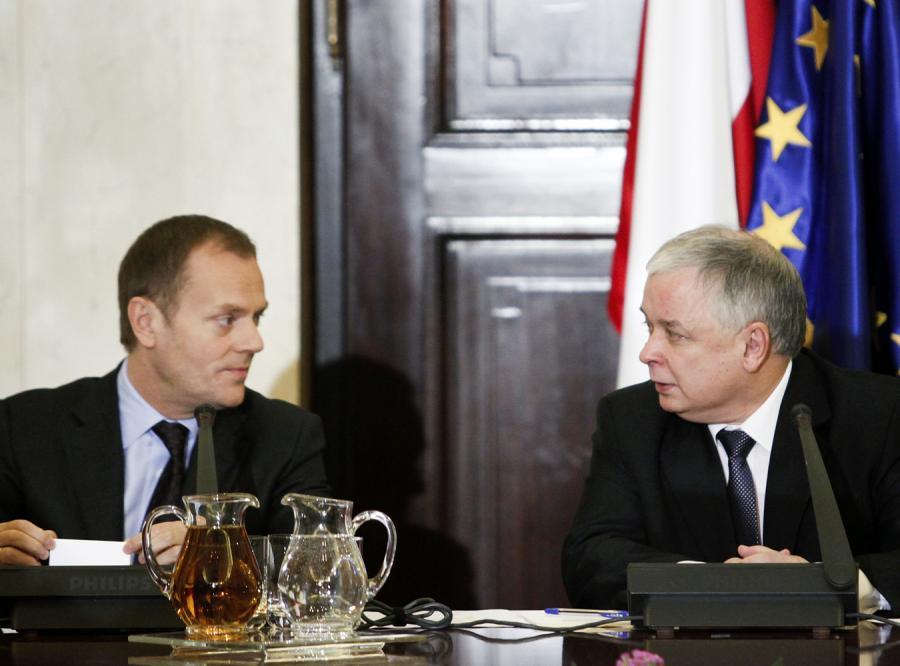Premier i prezydent o nowej walucie