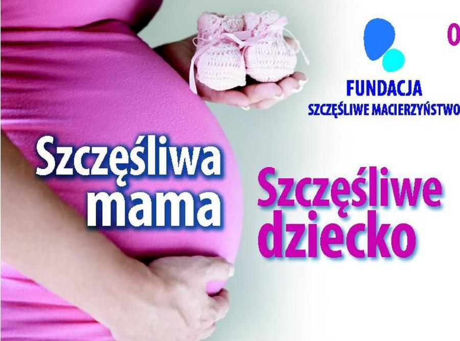 Szczęśliwa mama = szczęśliwe dziecko