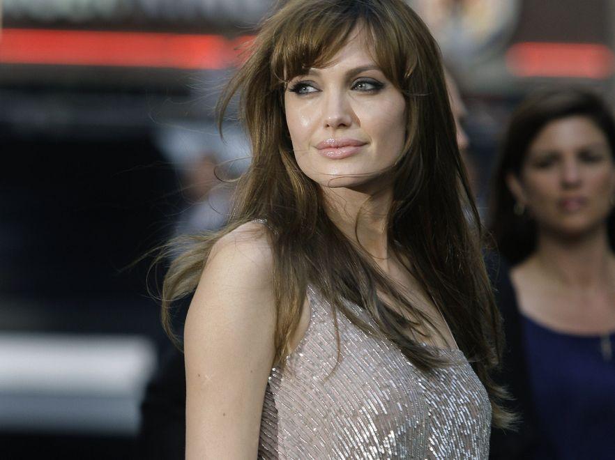 Ex-Lara Croft, przyszła władczyni Egiptu?