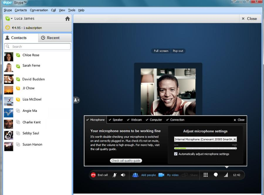 Nowy Skype już dostępny