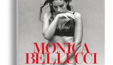 Monica Bellucci, fot. Richard Aujard