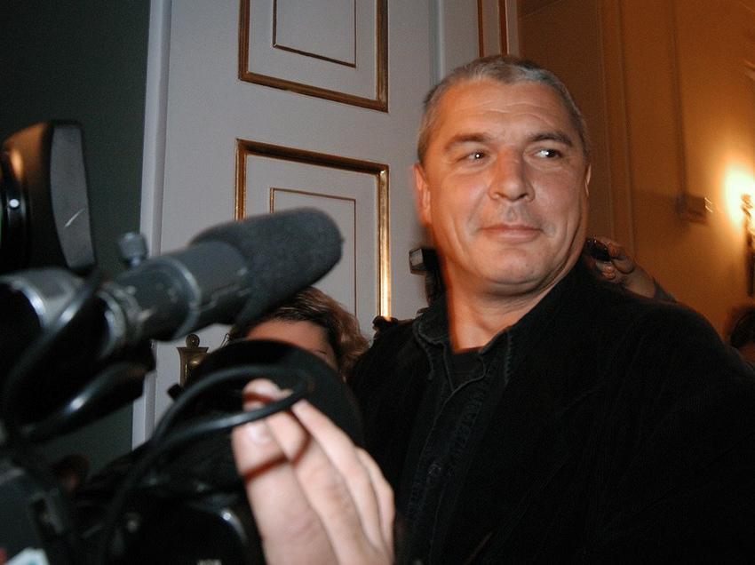 Andrzej Stasiuk w drodze