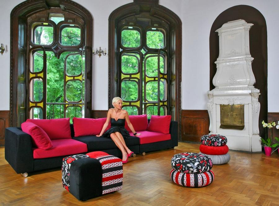 Sofa jak z żurnala
