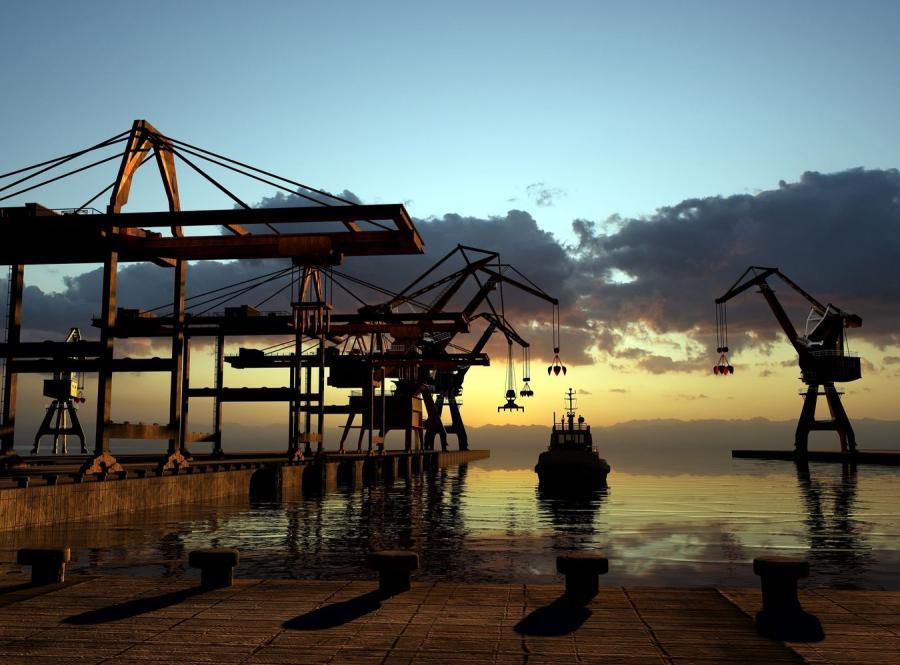Port morski