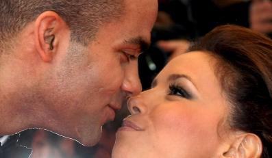 15 maja 2009 - Eva i Tony podczas festiwalu filmowego w Cannes