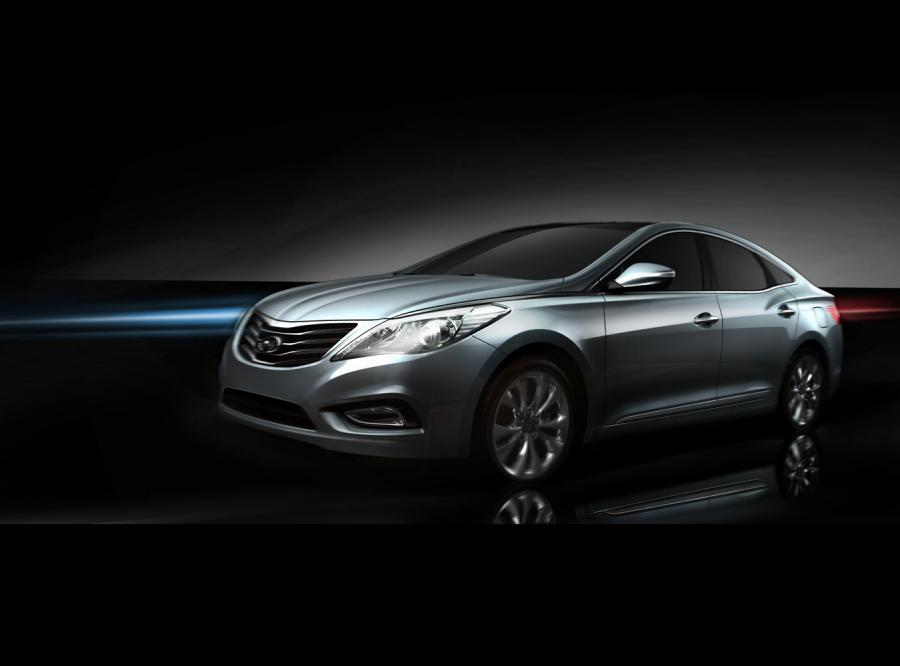 Hyundai ujawnia nową limuzynę! Oto pierwsze zdjęcia