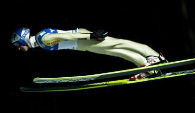 Adam Małysz w Lillehammer
