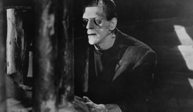 Boris Karloff jako najsłynniejszy z Frankensteinów