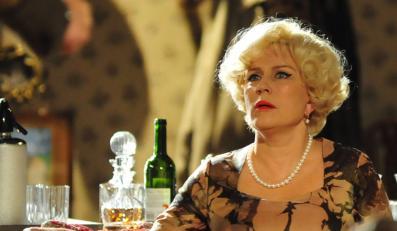 Krystyna Janda jako Clarice