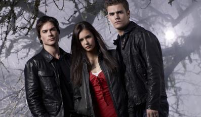 """Najgorętsze trio """"Pamiętników wampirów"""""""