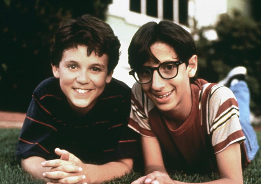 Fred Savage i Josh Saviano w serialu \