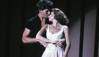 """Patrick Swayze i Jennifer Grey w kultowym """"Dirty Dancing"""""""