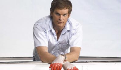 "Michael C. Hall jako morderca o czułym sercu ""Dexter"""