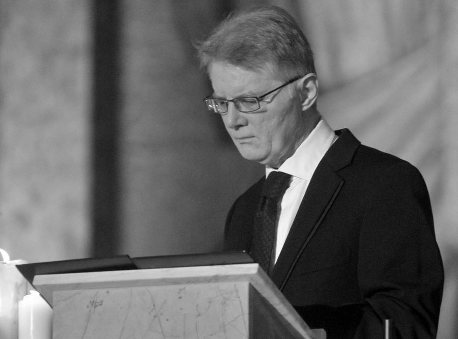 Nie żyje Krzysztof Kolberger