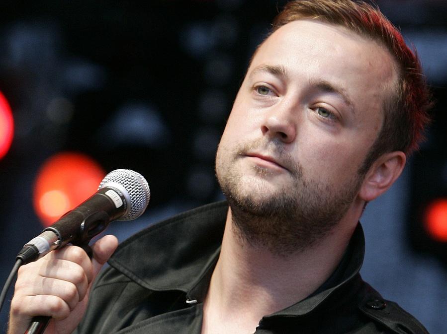 Czesław Mozil śpiewa