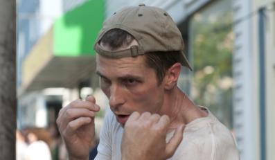 "Christian Bale w filmie ""The Fighter"""