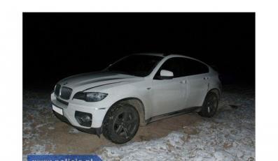 W Niemczech kradli BMW a inne cięli na części