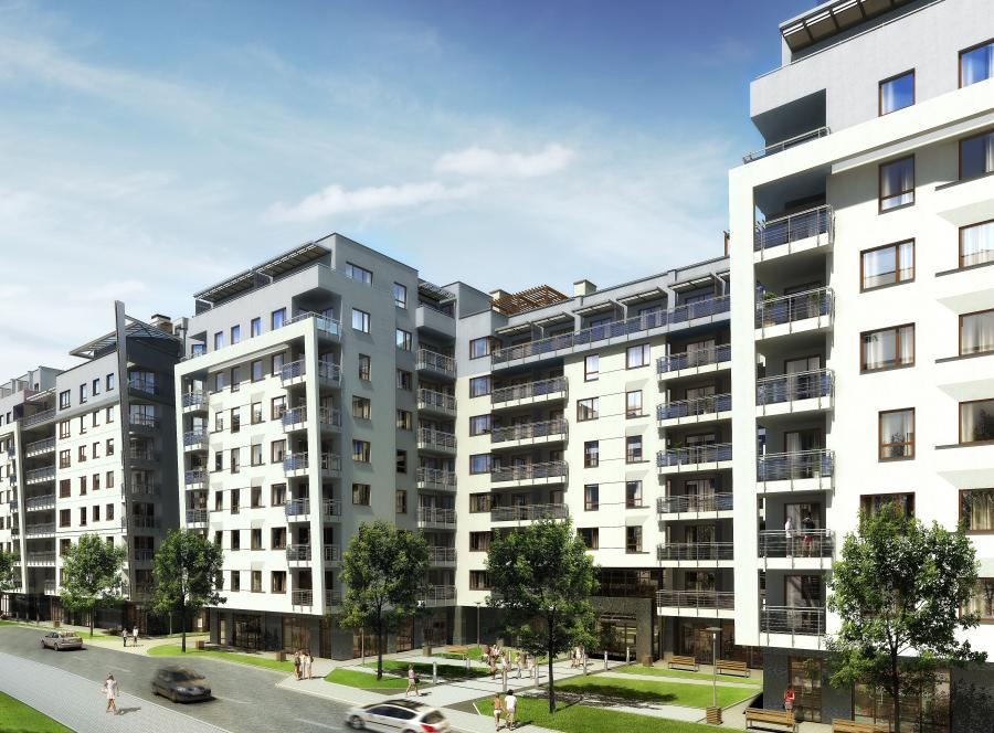 Kupujący mieszkania liczą głównie na kredyt