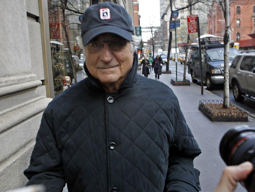 Madoff: Banki musiały wiedzieć o moich przestępstwach