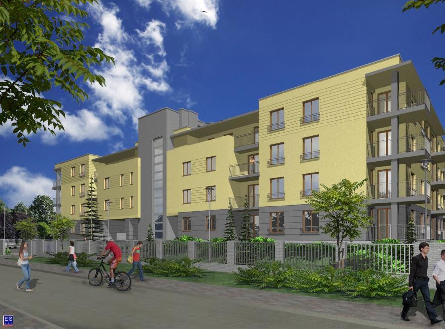 Wesoła - zielone mieszkania pod Warszawą