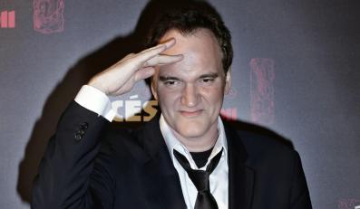 Quentin Tarantino spełnia marzenie